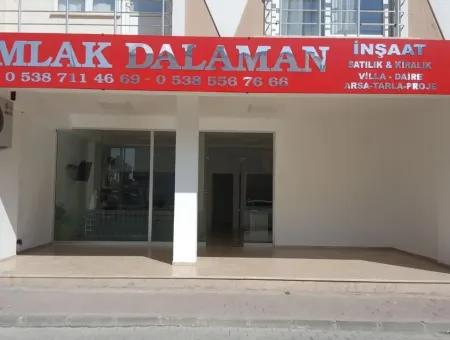 Dalaman Immobilien. Real-Estate-Investment-Office